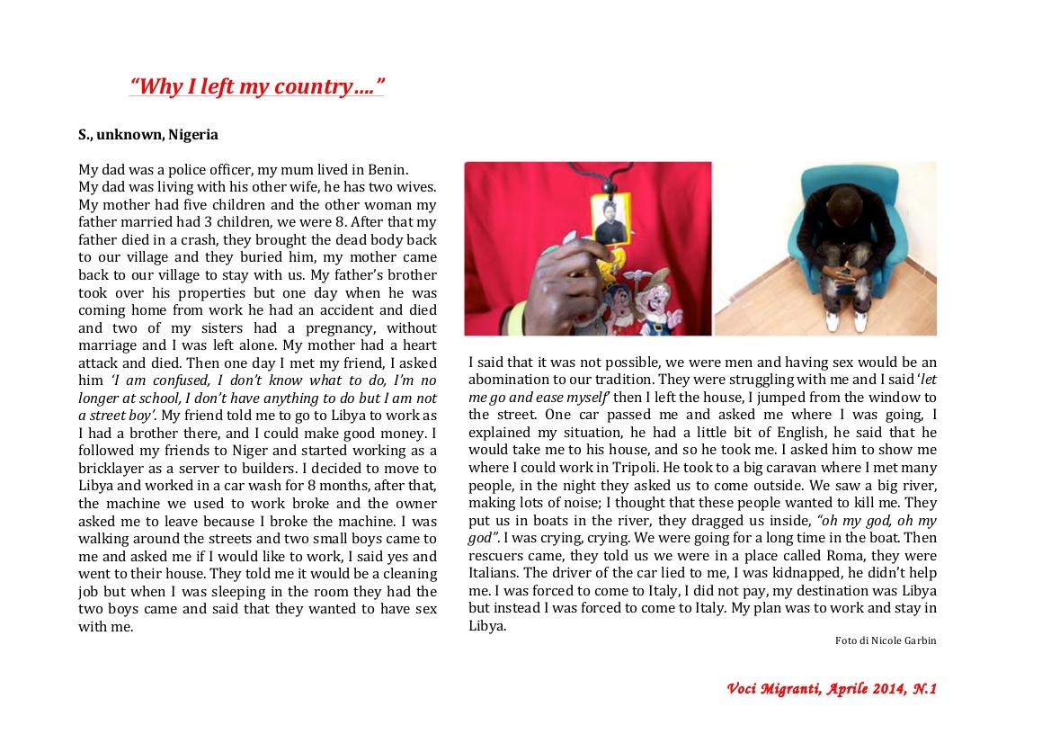 "Newsletter ""Voci Migranti"" pag 05"