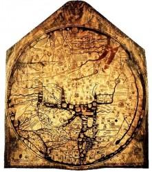Mappa Mundi Herford.