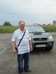 Bruno Palmieri, referente della comunità italiana
