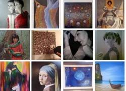 Alcune opere su facebook.com