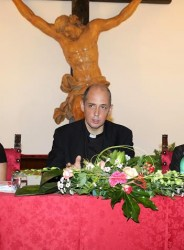 Monsignor Antonio Interguglielmi, Roma.
