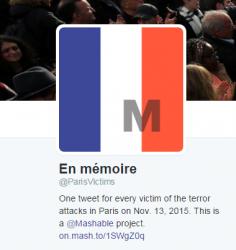 vittime Parigi
