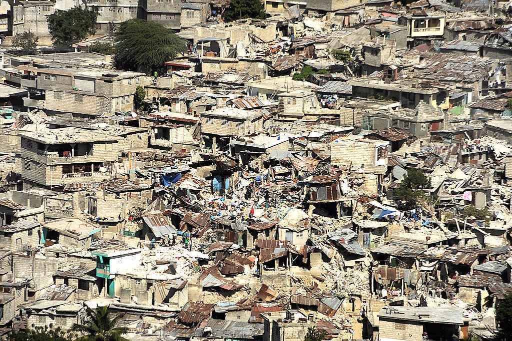 terremoto haiti colera