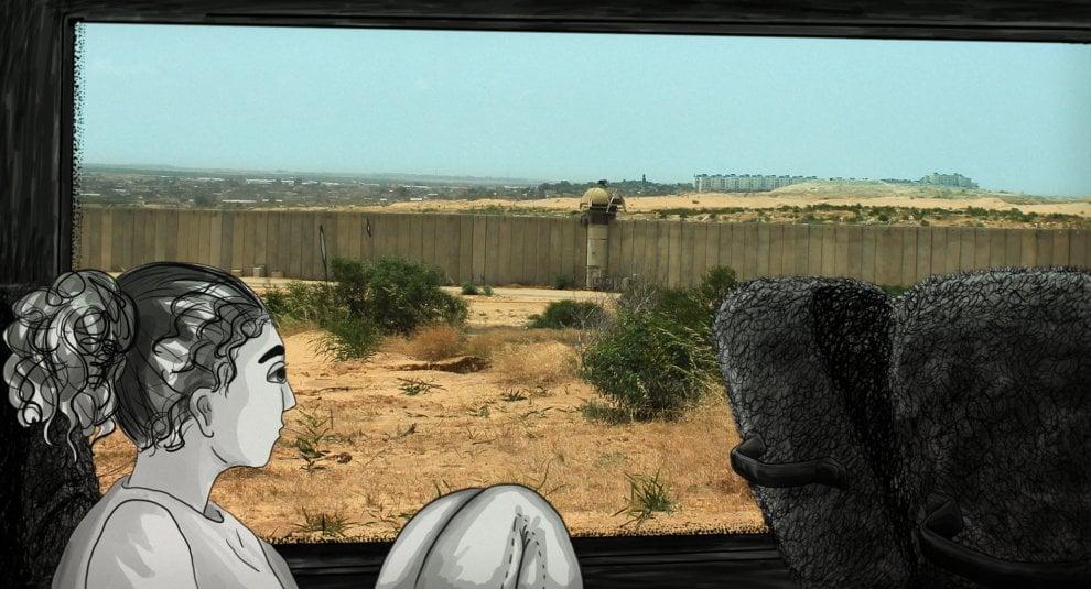 Nazra short film festival palestina