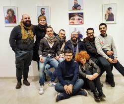 Il gruppo di lavoro di Sierocoinvolt + -; fonte Ass. Le Bigotte