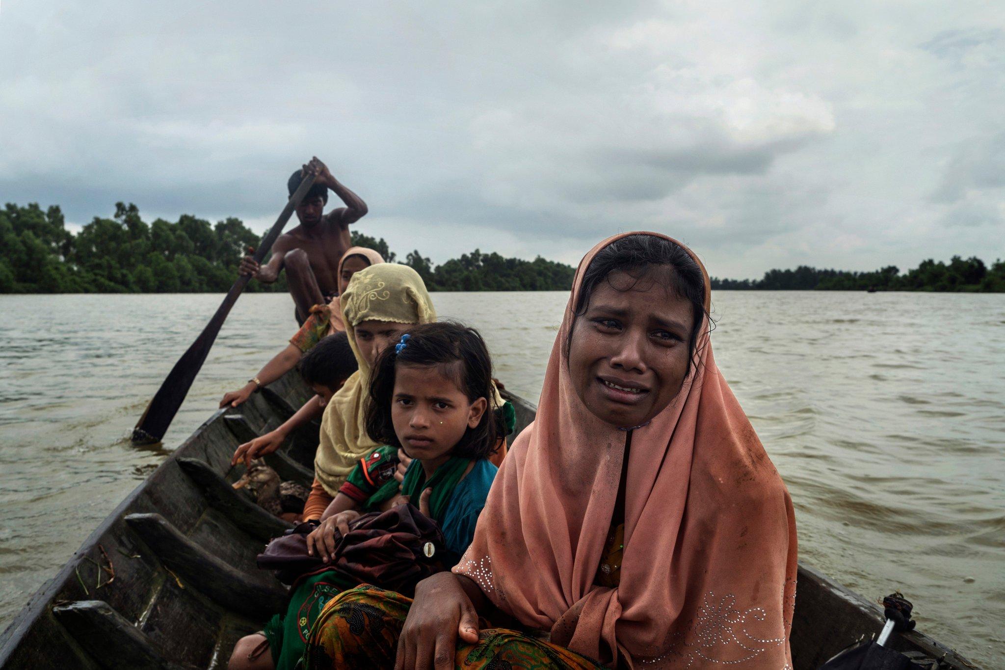myanmar rohingya persecuzione