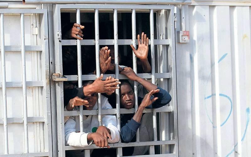 libia migranti torture