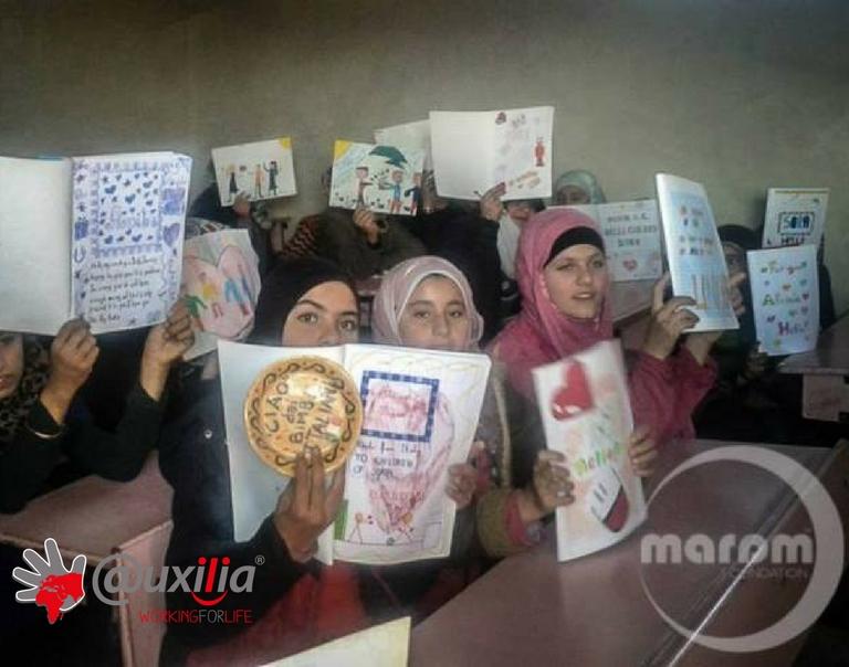 cooperazione internazionale donne siria