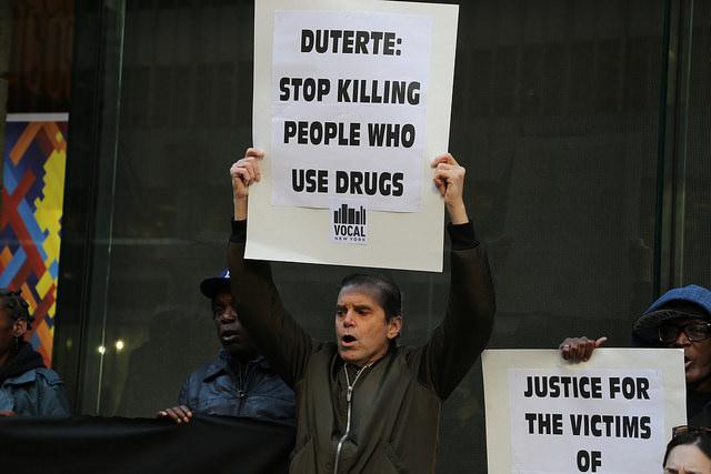duterte filippine guerra alla droga