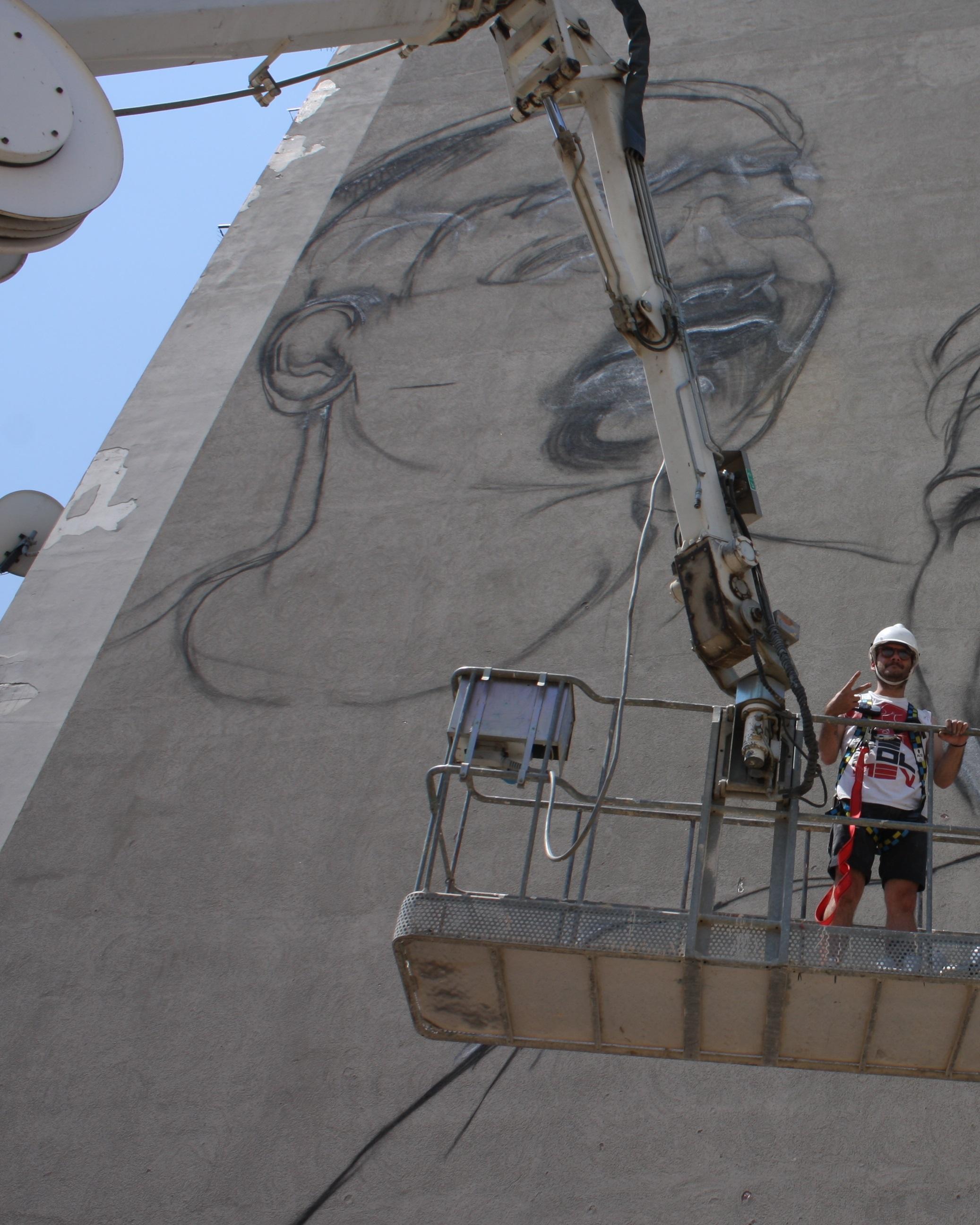 parco dei murales napoli