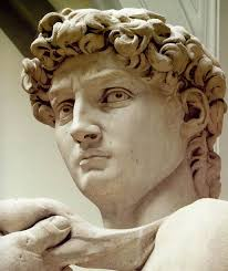 Particolare, David di Michelangelo. Fonte google.it