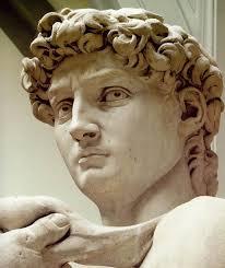 Particolare, David di Michelangelo. Fonte google.it