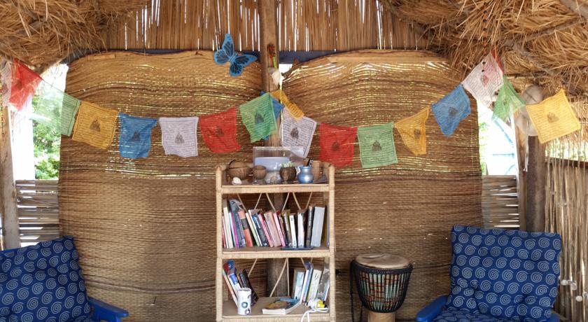 will camp ghana turismo sostenibile