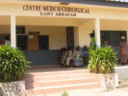 GUINEA_Centro medicochirurgico Gouécké_Moira Monacelli Caritas Italiana