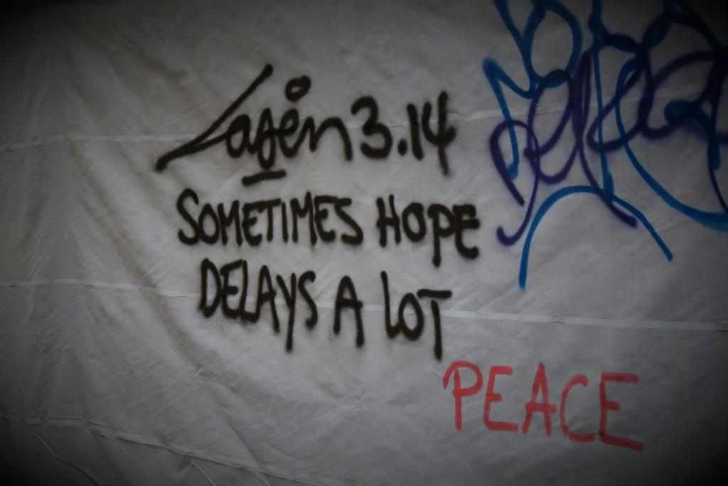 Parigi Bataclan hope
