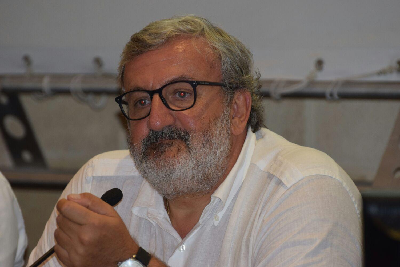 Michele Emiliano alla Fiera del Levante