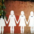 murales femminicidio