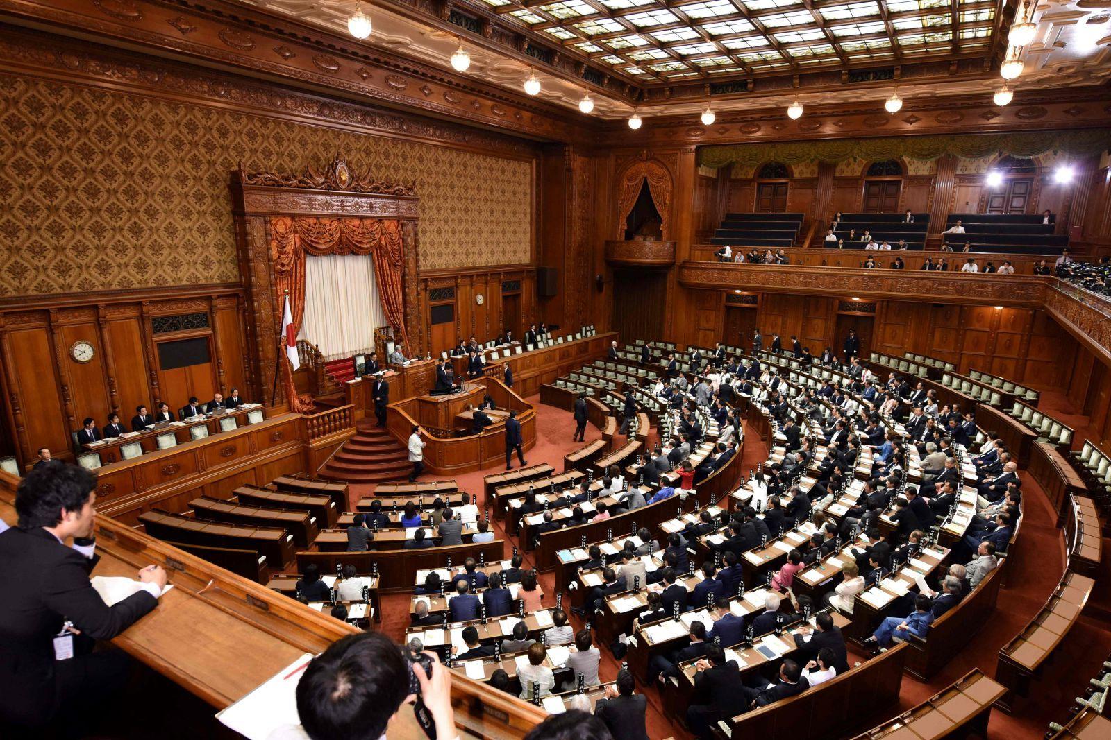 giappone riforma costituzione