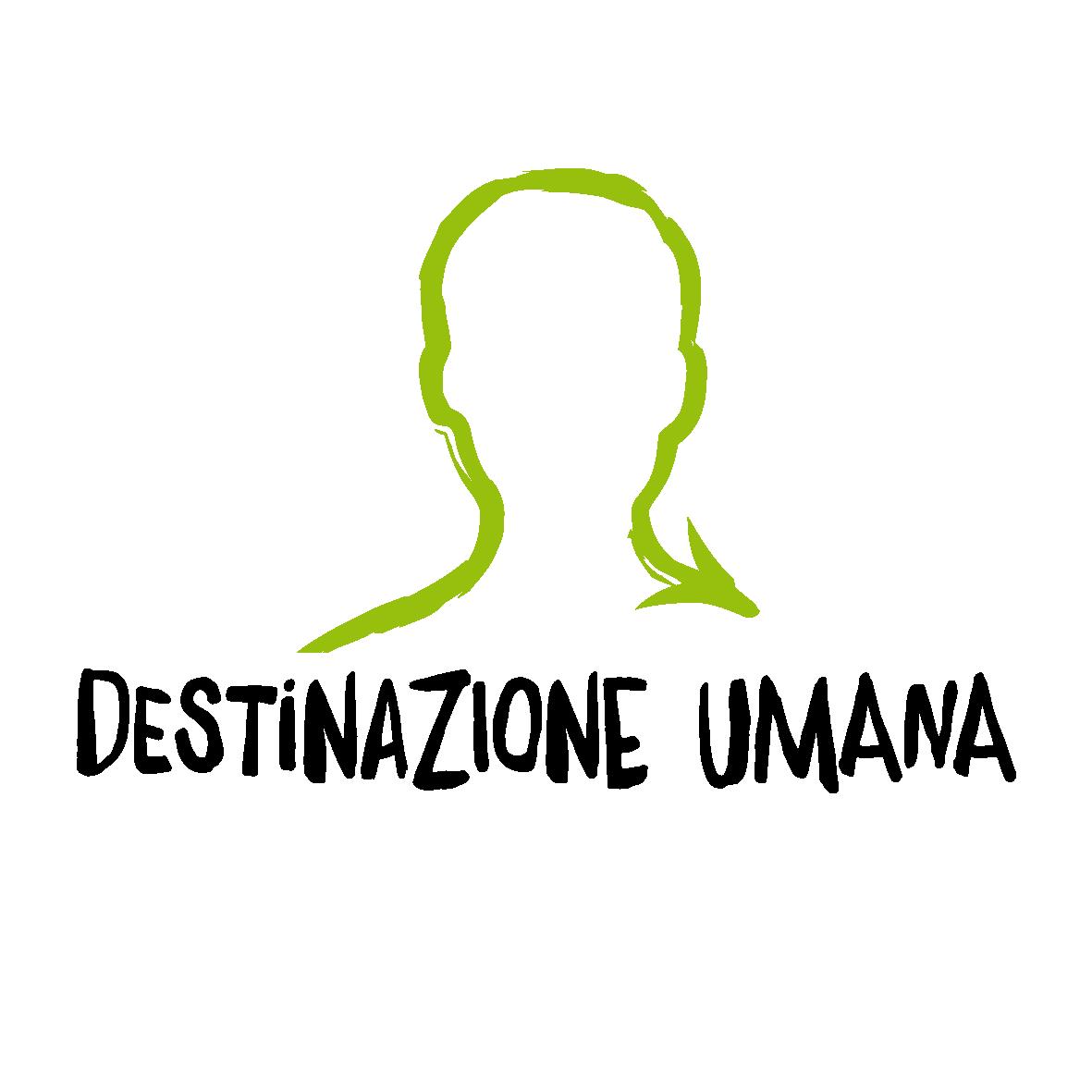 Logo Destinazione umana senza payoff