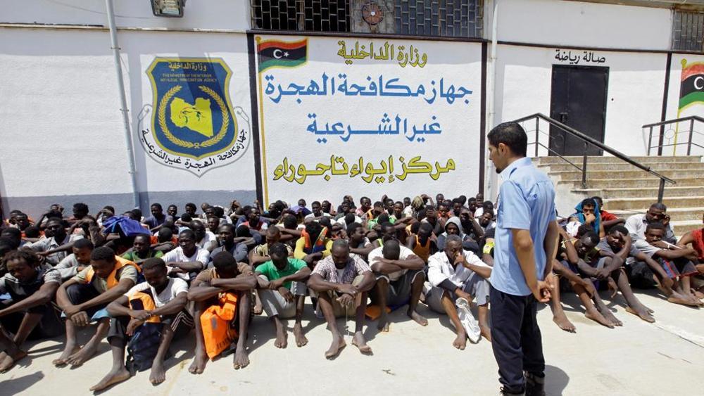 libia centri tortura migranti