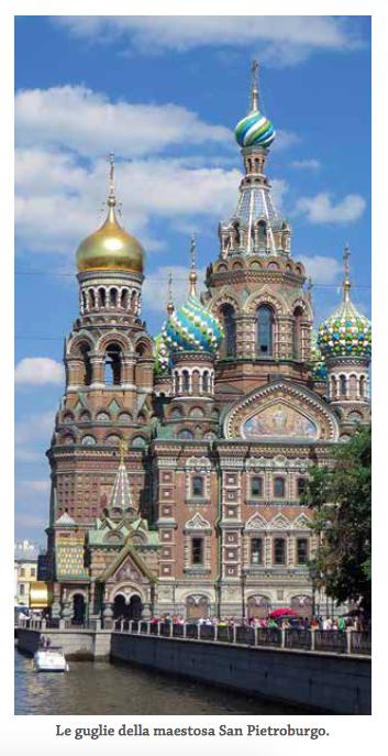 San Pietroburgo si preparare ai Mondiali di calcio