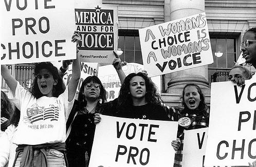 proteste aborto