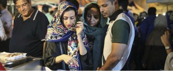 iran donne elezioni