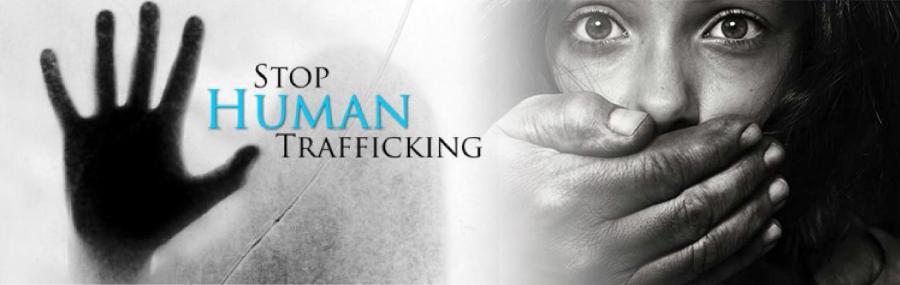 stop alla tratta degli esseri umani