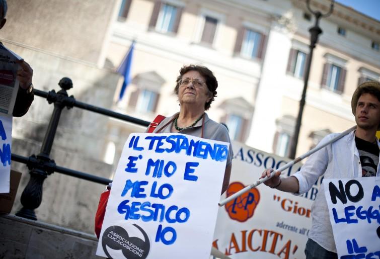 fine vita in italia e in europa