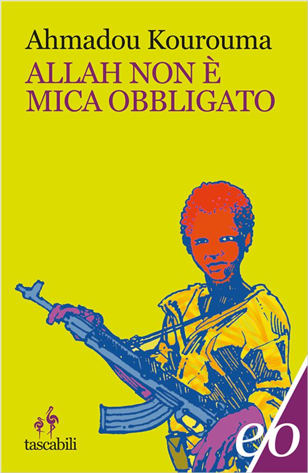 allah non è mica obbligato libro bambini soldato