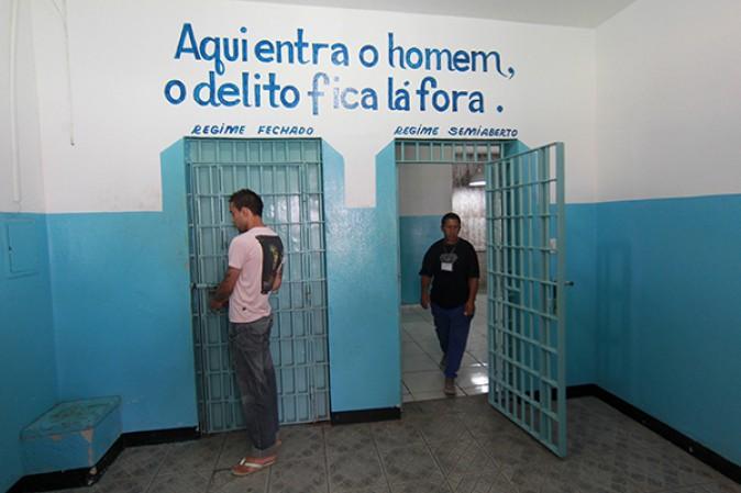 carcere alternativo apac