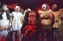 Presentazione Circo de Los Horrores
