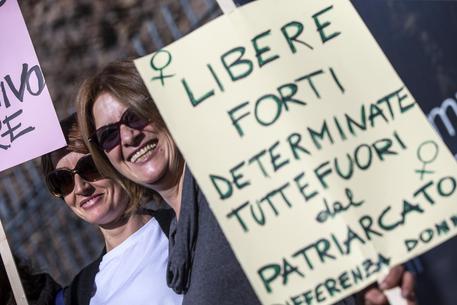 Non una di meno femminismo italia
