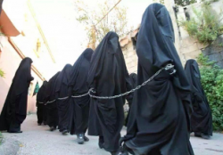 donne schiave isis