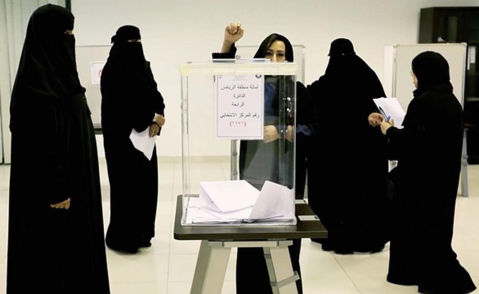 donne arabia saudita voto diritti