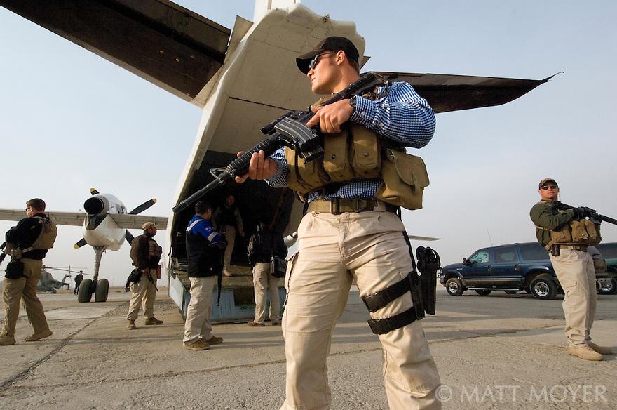 contractors militari chi sono