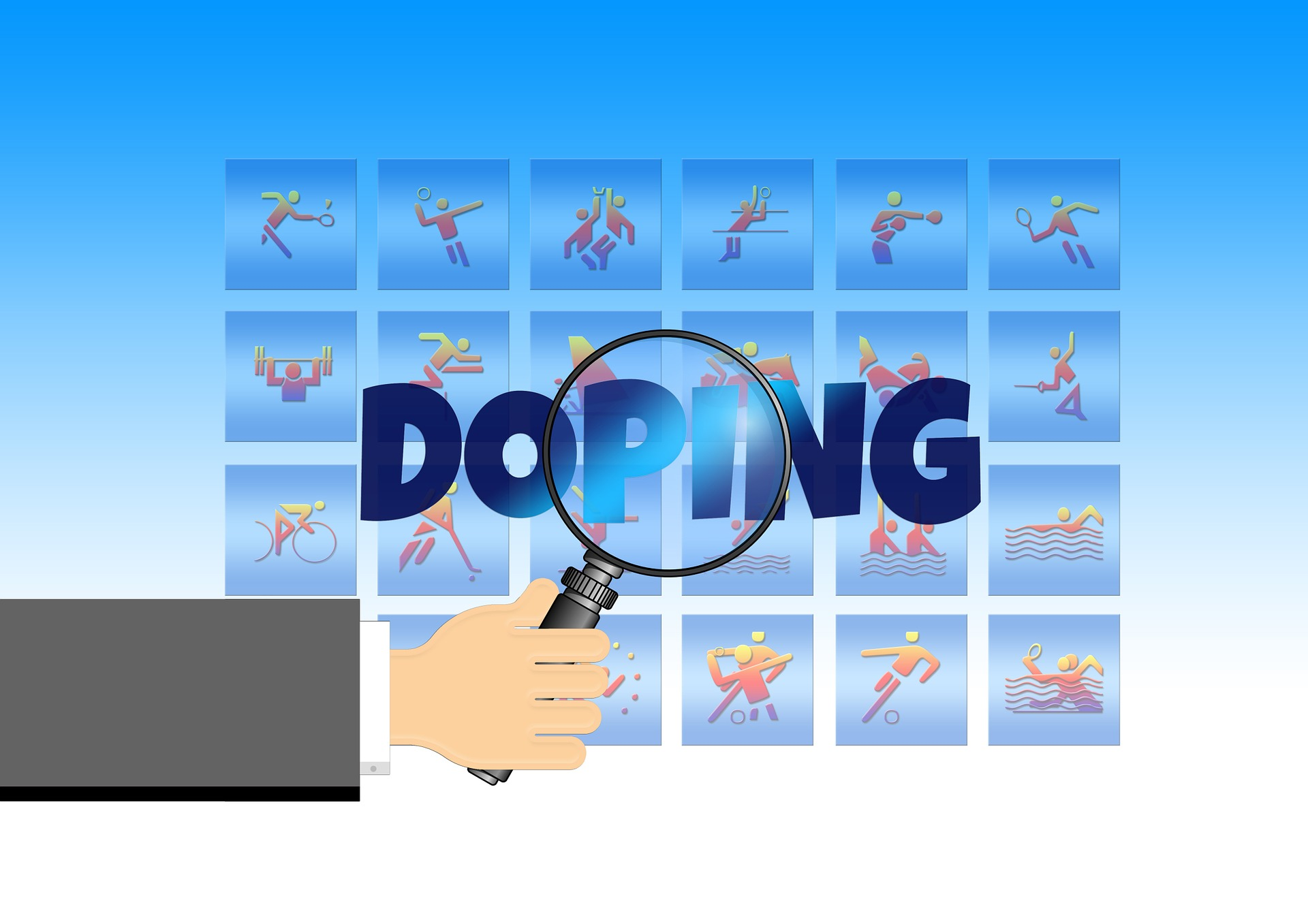 focus su doping e grandi eventi