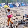 campi profughi calais idomeni
