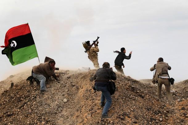 guerra libia civile isis