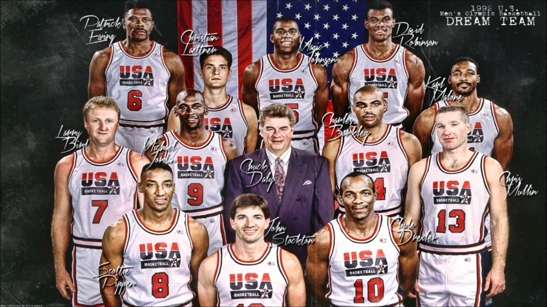 dream team usa 1992