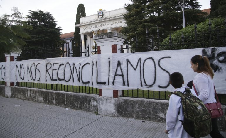 argentina riconciliazione desaparecidos