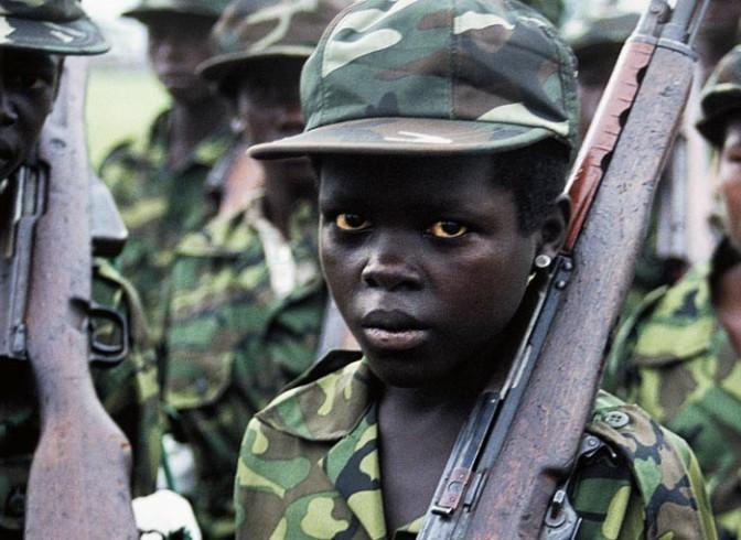 bambini soldato libri