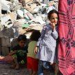 palestina striscia di gaza bambini
