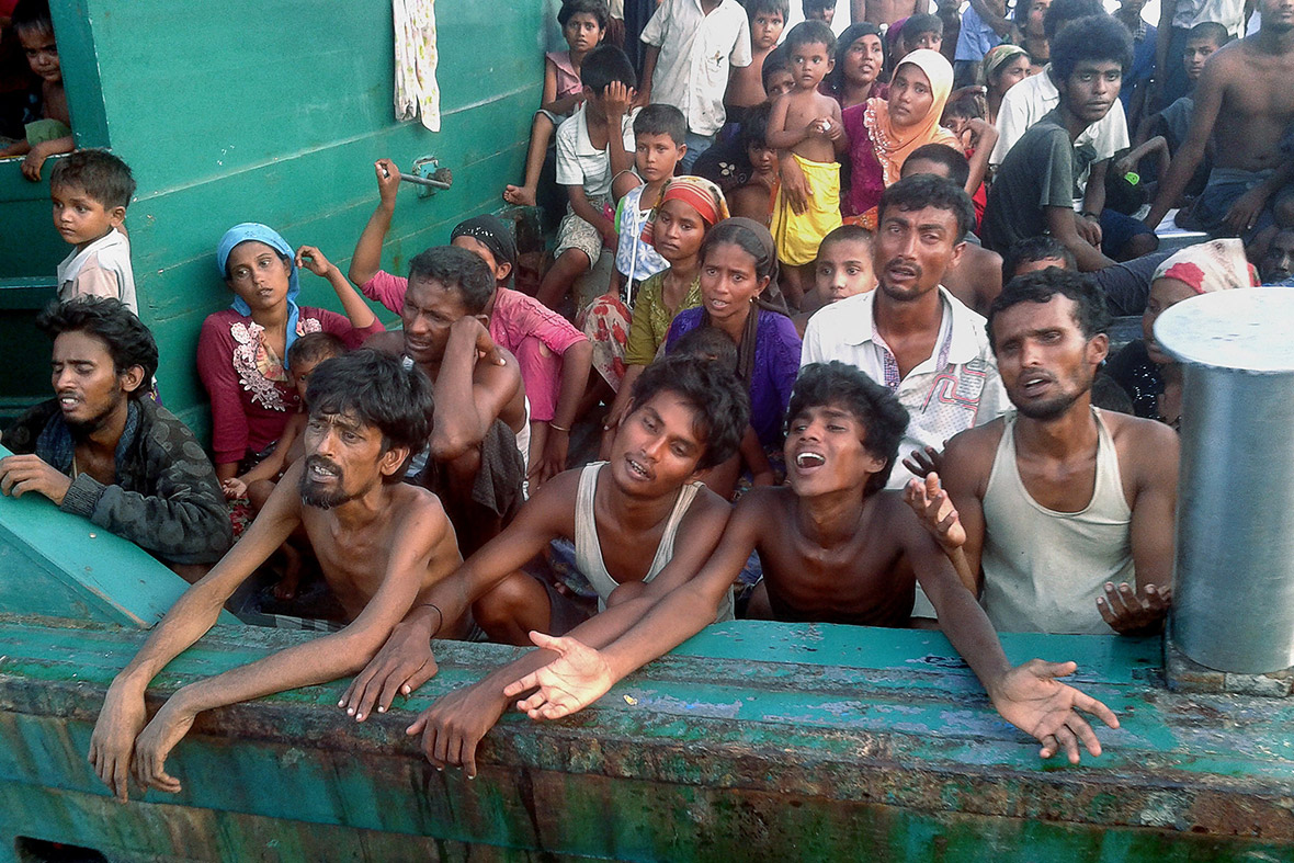rohingya human rights myanmar