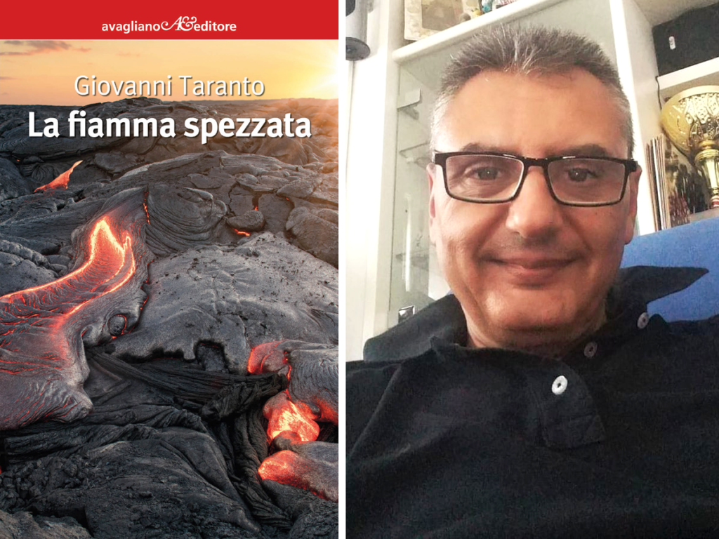 La fiamma spezzata, di Giovanni Taranto